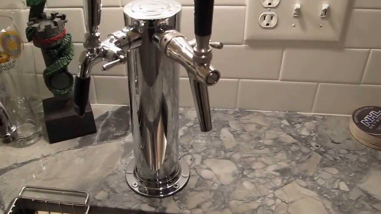 How To Fit A Beer Pump To Your Home Bar What You Need To