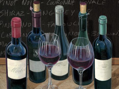 Basic Wine Types